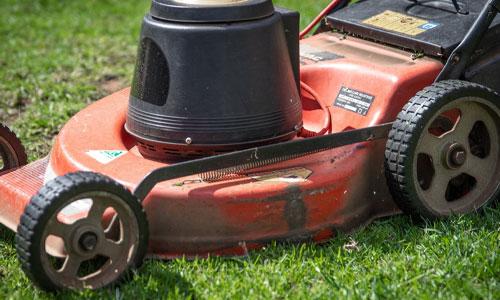 Machines Used - The Evolution of Mower Racing